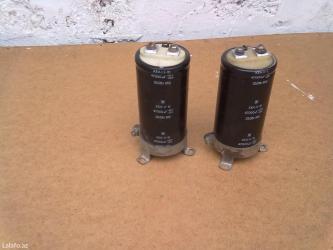 Bakı şəhərində Tutumu 47000 mf.. 25-28  volt. Təzədirvatsap var 050 ilə bu nömrə