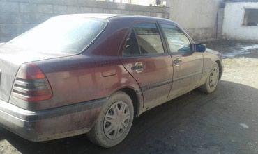 Mercedes-Benz в Кыргызстан: Mercedes-Benz C 180 2 л. 1994