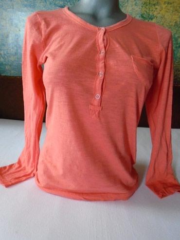 Tanja, praktična, pamučna majica za više namena, Chicoree. Rukavi - Belgrade