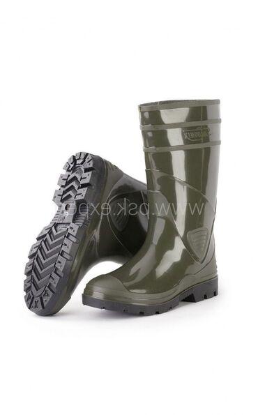 обувь для чихуахуа в Кыргызстан: Сапоги ПВХ, выполненные по технологии двухкомпонентного литья. Внутри