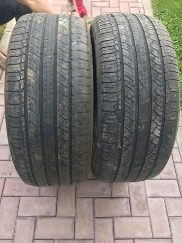 285/50/20 m/s, только 2 шины, хорош.сост. в Бишкек