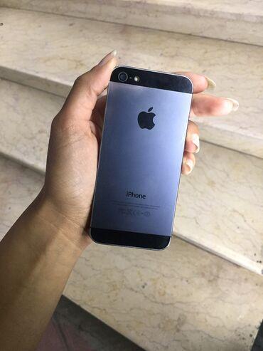 aro 10 16 mt - Azərbaycan: İşlənmiş iPhone 5 16 GB Qara