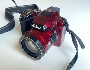 2203 elan   FOTO VƏ VIDEOKAMERALAR: Nikon CoolpixP500