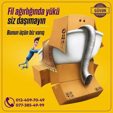 Səliqəli və Operativ işçi qüvvəsi  Evdən-evə nəqliyyat  Yük daşıma xid
