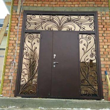 Двери | Входные | Металлические, Бронированные двери | Установка, Гарантия, Бесплатный выезд