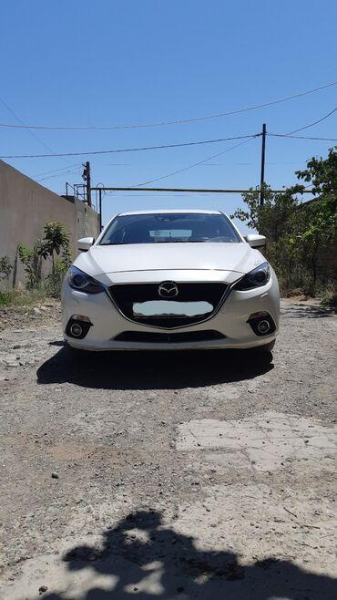 Mazda - Azərbaycan: Mazda 3 2 l. 2015   149000 km