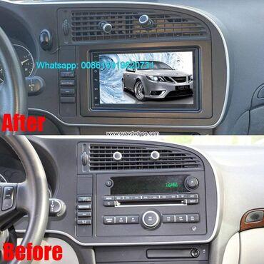 Saab 93 smart car stereo Manufacturers Model Number