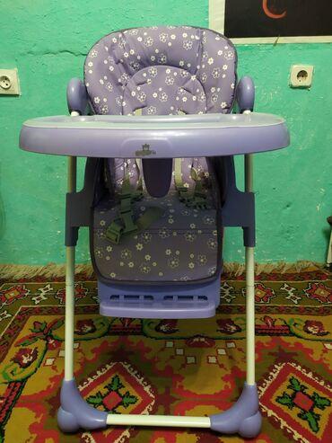 Детский стульчик для кормления мишутка в хорошем качестве в идеальном