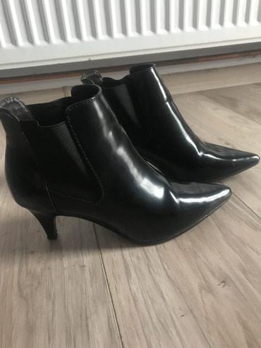 Kratke čizme, kao nove, jednom nošene. Broj 38 - Leskovac