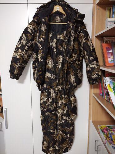 бутик мусульманской одежды в Кыргызстан: Продаётся костюм зимний, очень теплый для мальчика11-12 лет, в хорошем
