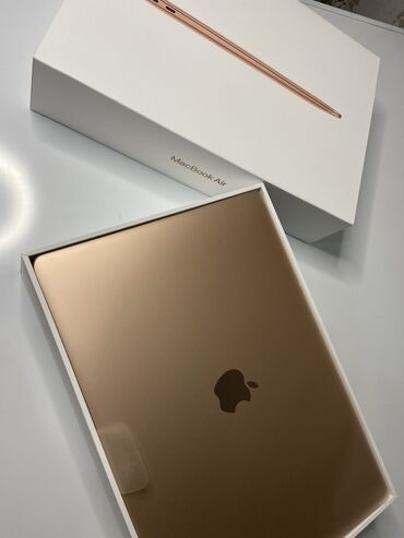 чек в Кыргызстан: Срочно продаю MacBook Air M1 - 256 ГБ. С чеком и