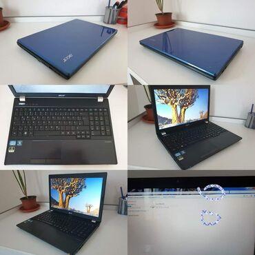 "Ostali laptopovi i netbook računari   Srbija: Acer TravelMate 5760Ekran: 15.6"" ledProcesor: intel core i3-2310M"