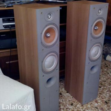 ΗΧΕΙΑ Β&W DM603 S3, floorstand speakers, σε Prefecture of Athens