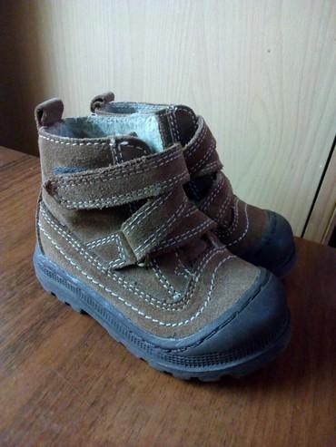 Деми ботиночки, натуральная замша, ортопед, новые, привезли из европы