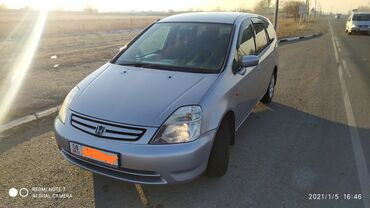 Минивен авто - Кыргызстан: Honda Stream 2 л. 2001 | 238000 км