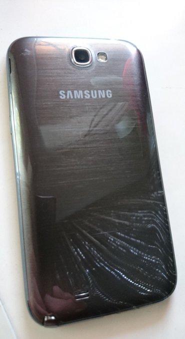 Samsung galaxy note 2 stylus в идеальном состоянии, 1симкарта, память  в Ош