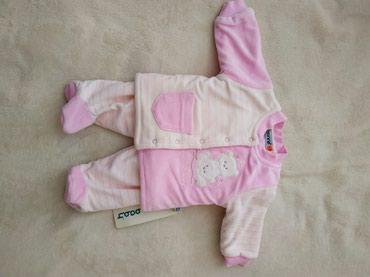 Новый костюм. новорожденка. в Бишкек
