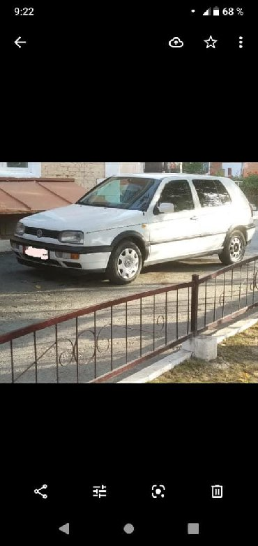 Volkswagen Golf 1.8 л. 1997 | 225000 км
