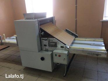 Линия производства сахарного печения в Душанбе