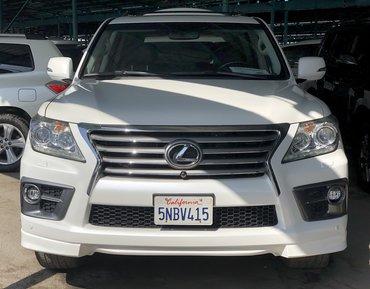 Lexus LX 5.6 л. 2013 | 42000 км