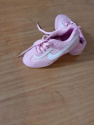 """butsy-nike-magista-obra-fg в Кыргызстан: Кроссовки """"Nike"""" на девочек, цвет розовый, совершенно новые"""