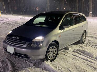 стрим хонда в Кыргызстан: Honda Stream 2 л. 2002 | 199 км