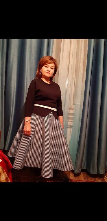 Платье турция Необычный образ Юбка ромашка И милая блузка