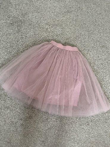 Nova suknja, stigla iz Kanade! Raskosna, moderna u prelepoj roze boji