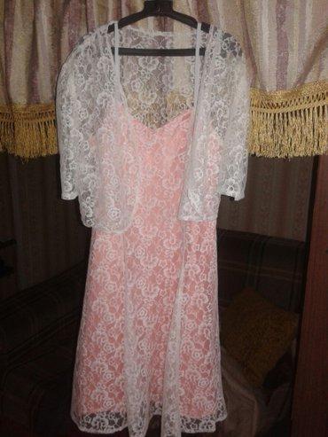 Продаю платье! Размер 44-46. Настоящий в Бишкек