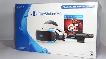 Digər oyunlar və qurğular Azərbaycanda: PlayStation VR. Satışda PS4 üçün Bütün Oyunlar və Aksesuarlar var