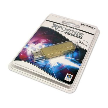 Аксессуары для ТВ/видео в Кыргызстан: USB-флэш накопитель Patriot Signature Line Xporter Razzo 32GB