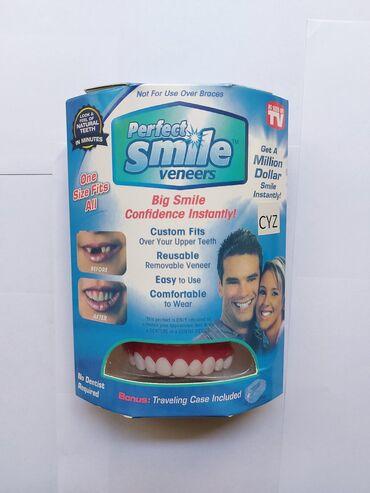 Zubi za prelep osmeh !za mnoge ljude, Snap-On Smile menja zivot. To