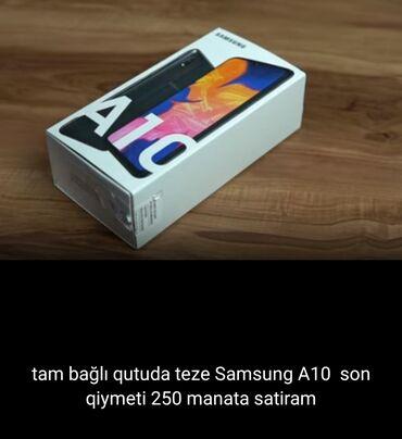 s6 samsung qiymeti - Azərbaycan: Yeni Samsung A10 32 GB göy
