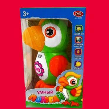 6595 объявлений: •Умный попугай ™® Функции:• Есть : Диктофон и Подсветка | •