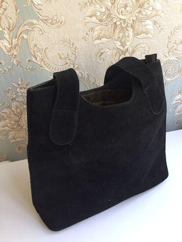 Кожаная сумка,новая!