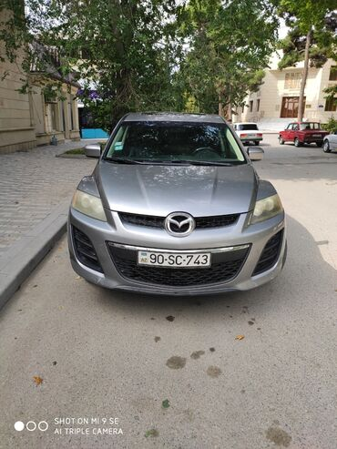Mazda - Azərbaycan: Mazda CX-7 2.3 l. 2009   123400 km