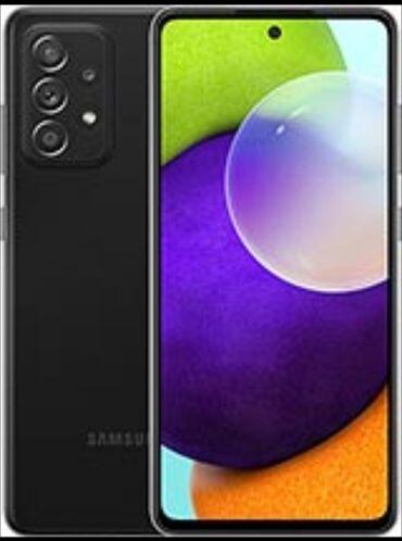 Samsung - Bakı: Samsung A52 8/256 GB İlkin ödənişsiz  Komissiya haqqı 30 azn aylıq ödə