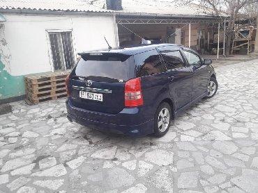 по-всем-вопросам-обращаться-по-номеру в Кыргызстан: Toyota WISH 1.8 л. 2003