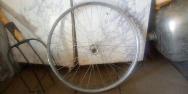 Спорт и хобби - Кемин: Колеса от велосипеда хорошом состояние цена за оба 1200 размер 22