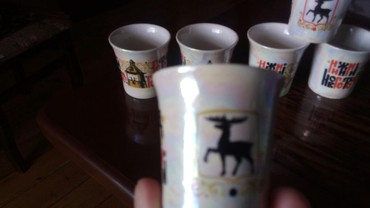 Ev və bağ Xırdalanda: 6 ədəd kofe çaşkası
