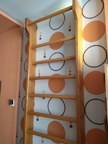 стенки для зала в Азербайджан: Шведская стенка. Высота 2,8 метра