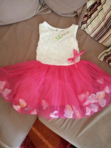 Haljinica-za-god - Srbija: Nova haljinica za 1,2 god dobijena na poklon nazalost mala