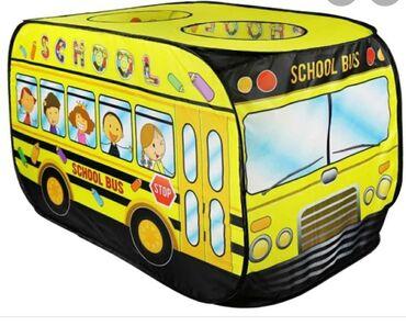 Продаю палатку автобус в хорошем состоянии размер 72*72*112