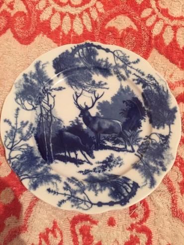 Антикварная коллекционная фарфоровая в Бишкек
