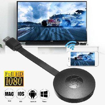 Электроника - Студенческое: ТВ-MiraScreen Поддержка HDMI Miracast HD tv дисплей для ios android