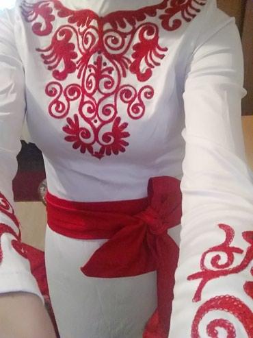 платья-на-кыз-узату-бишкек в Кыргызстан: Национальная платья на кыз узатуу или келин той . Ручной