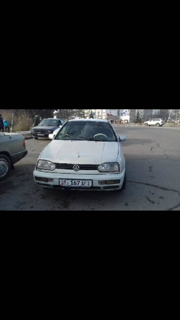 volkswagen golf 2 в Кыргызстан: Volkswagen Golf