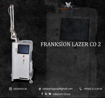 - Azərbaycan: Lazer Super Active+Nd:YAG Q-Switch Pico Vertical Yeni aparatƏldə edən