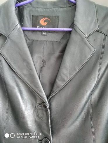 сюртук весенний в Кыргызстан: Сюртук кожаный турецкий. Как вещь уже нельзя использовать))) только на