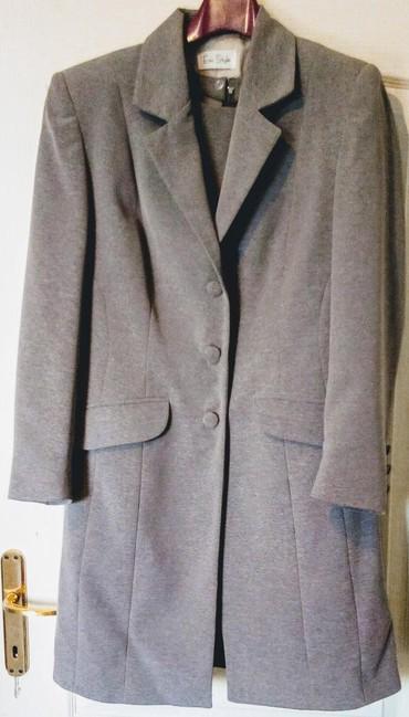 Haljna i duži sako iz nju, vrlo kvalitetno, nijednom obučeno, - Sopot